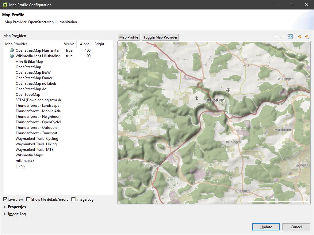 Openstreetmap Tile Server